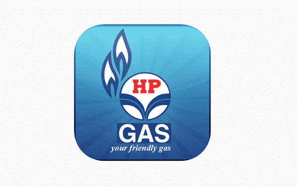 HP Gas Logo